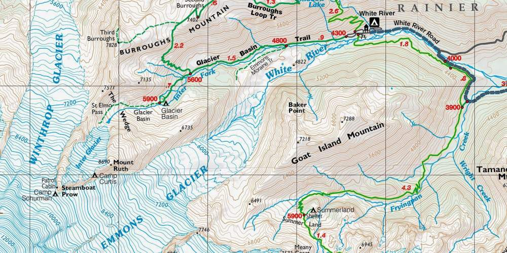 medium resolution of How to Read a Topographic Map   REI Co-op
