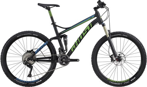 Types of bikes: Mountain bikes