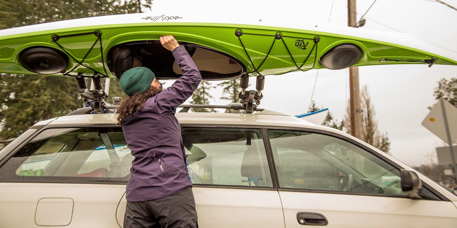 cartop kayak carriers how to choose