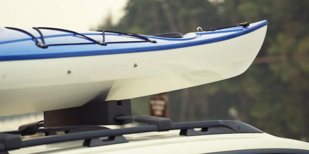 medium resolution of transporting your kayak or canoe