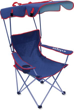 kids chair with canopy captains gym machine kelsyus original rei co op