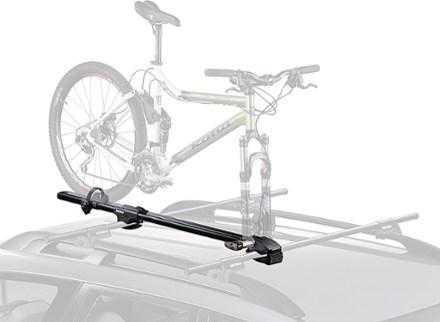 universal forklift bike rack