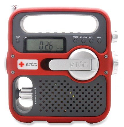 Eton American Red Cross Solarlink FR360 Radio at REI