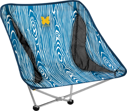 Alite Monarch Butterfly Chair  Woodgrain Blue  REI Outlet