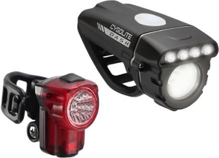 Cygolite Dash 460  Hotshot Micro 30 Bike Light Set at REI