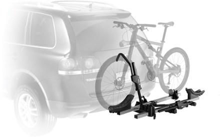 t2 2 bike hitch rack