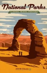 Zebra Publishing 2018 National Park Vintage Deluxe ...