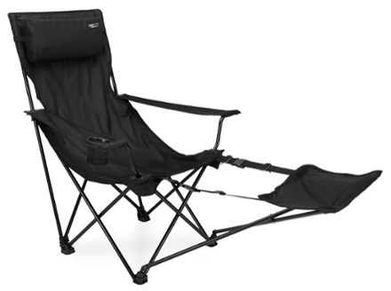 travel chair big bubba sling spring patio chairs all about amazoncom travelchair black camping www with footrest at rei
