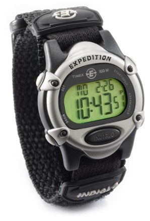 timex expedition fast wrap