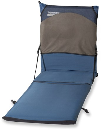 comfortable camping chairs boatswains chair therm a rest trekker lounge kit rei co op
