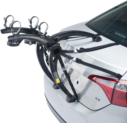 bones 2 bike trunk rack