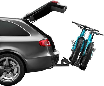 trailer hitch bike racks 2 4 bike