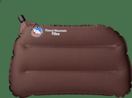 big agnes round mountain pillow rei