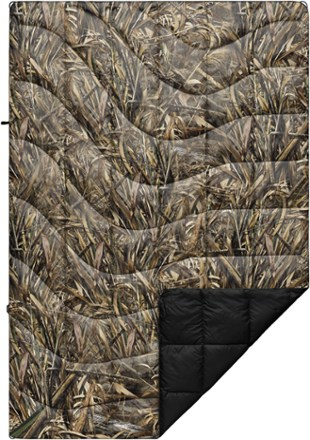 nanoloft puffy blanket realtree