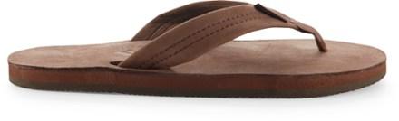 Rainbow Sandals Premier Leather Single Layer Flip Flops