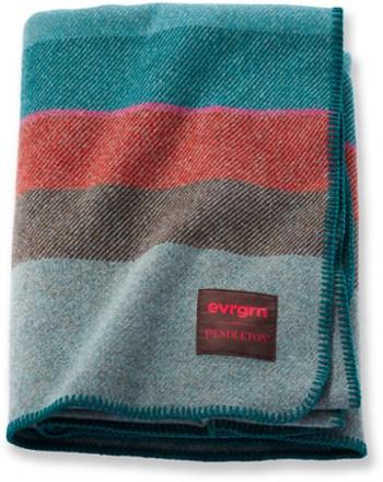 evrgrn Pendleton Wool Blanket  REI Coop