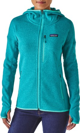 Patagonia Performance Better Sweater Hoodie  Womens