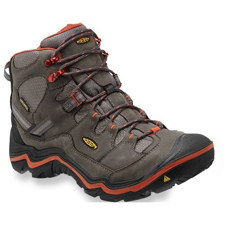 keen kitchen shoes sink spray head replacement durand mid wp hiking boots - men's   rei outlet