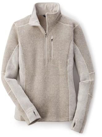 KUHL Interceptr Fleece HalfZip Pullover  Womens  REI Coop