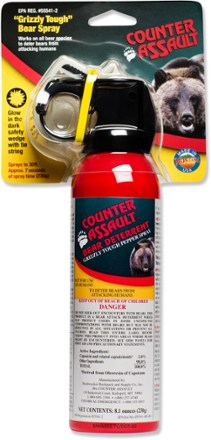 Counter Assault Bear Deterrent Spray  81 fl oz  REI Coop