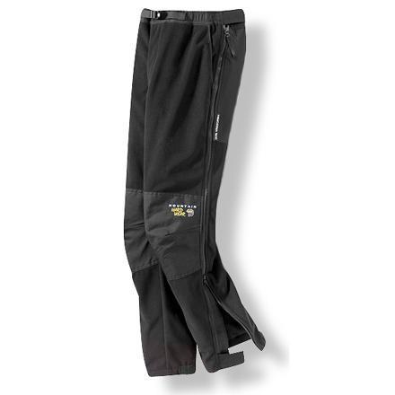 Mountain Hardwear Gore Windstopper Tech Fleece Pants Men