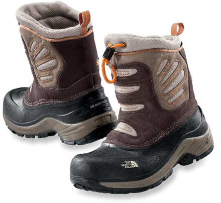 kitchen coffee cart natural cleaner the north face snow plough pull-on winter boots - boys ...