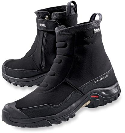 Salomon Tactile TS Waterproof Winter Boots  Mens  REI Coop