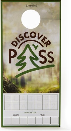 Discover Pass  Annual  REI Coop