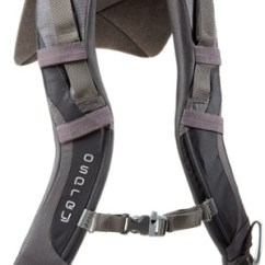 Backpack Chairs Best Chair For Sciatica Problems Osprey Bioform4 Shoulder Straps - Men's | Rei Co-op
