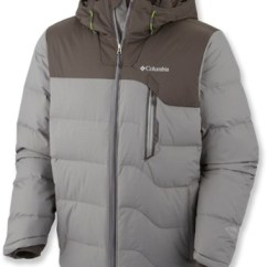 Camp Chairs Rei Youth Folding Chair Columbia Powder Down Insulated Jacket - Men's At