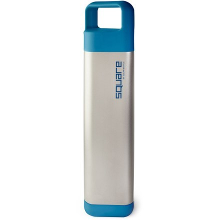 Clean Bottle The Square Stainless Steel Water Bottle REI