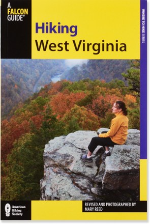 FalconGuides Hiking West Virginia 2nd Edition REI Co Op