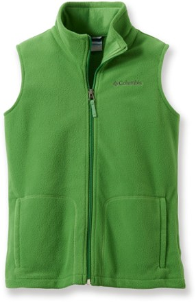 Columbia Fast Trek Fleece Vest  Boys  REI Coop