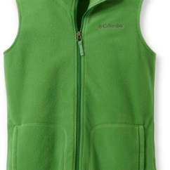 Used Kitchen Chairs Containers Columbia Fast Trek Fleece Vest - Boys' | Rei Co-op