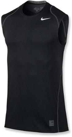 Nike Pro Cool Fitted Sleeveless TShirt  Mens  REIcom