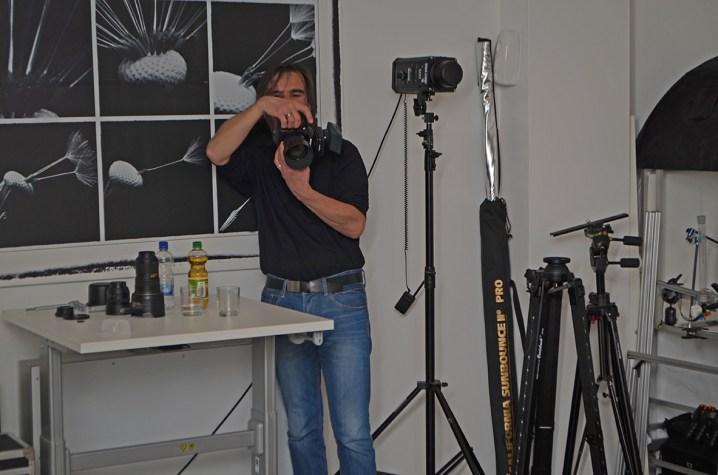 Fotograf Andreas Reichelt; Foto: Carsten Dumke