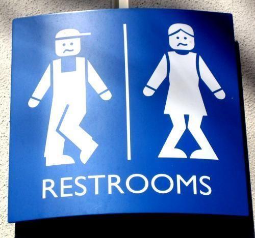 fotos de banheiros bacanas, divertidas, engraçadas, feminino
