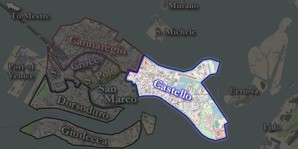 Image result for venice castello