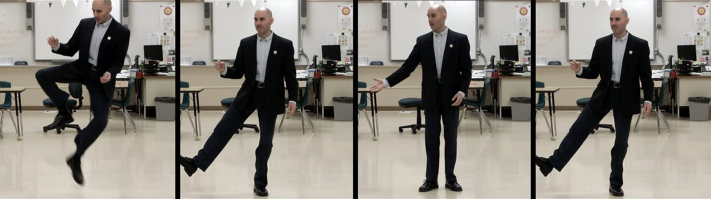 Reid Walley - Bits N Speeches 4-pic Hitch Kick