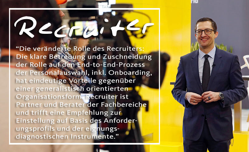 Recruiter