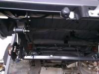 Peugeot Boxer Unterbodenschutz / Hohlraumkonservierung ...