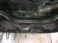 Peugeot Boxer Unterbodenschutz / Hohlraumkonservierung