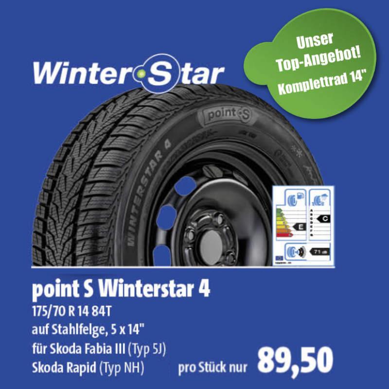 point S Winterstar 4