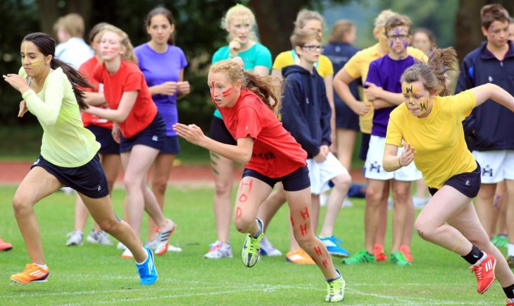 House Sports Day