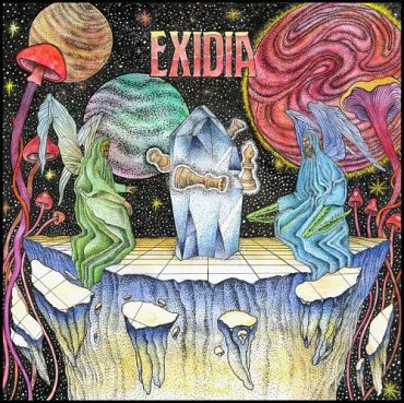 Exidia - Exidia (2018) - Reigns The Chaos