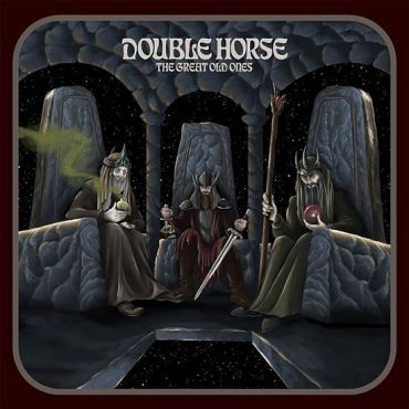 """Double Horse - """"The Great Old Ones"""" (2019)"""