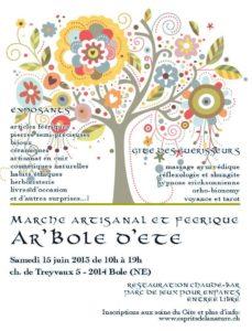 Flyer Ar'Bole Ete 2013