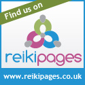 Find us on Reiki Pages | Silver Ray Healing Therapies