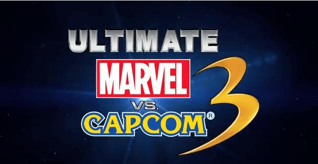 Ultimate Marvel Vs. Capcom 3 Announced!