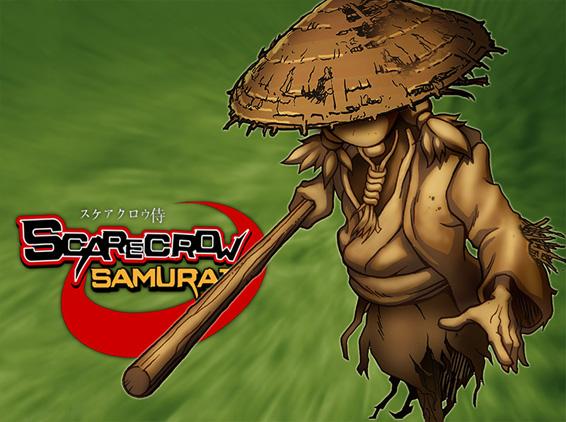Scarecrow Samurai Playable Demo